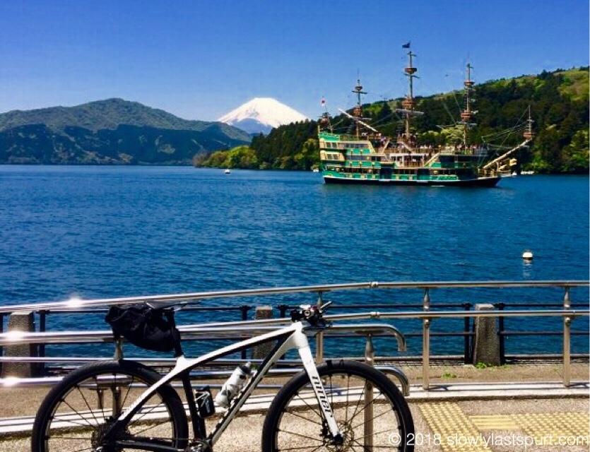 芦ノ湖 ナイナー AIR9 CABON