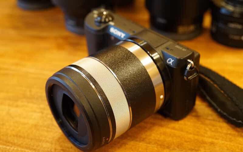 E 30mm F3.5 Macro