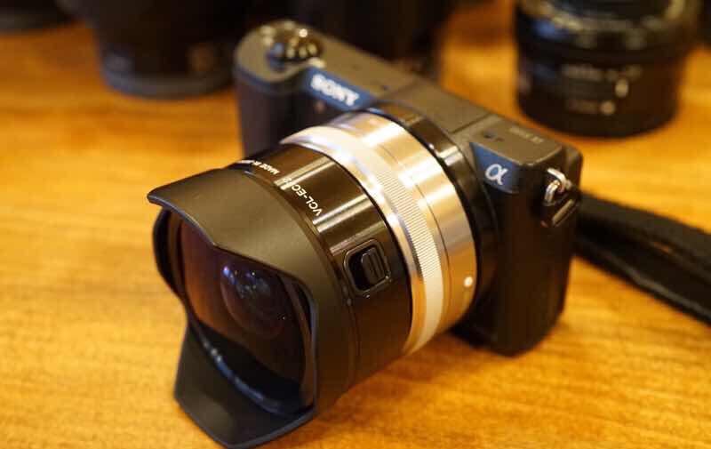 E16mm F2.8 +VCL-ECF2