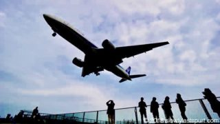 千里川飛行機