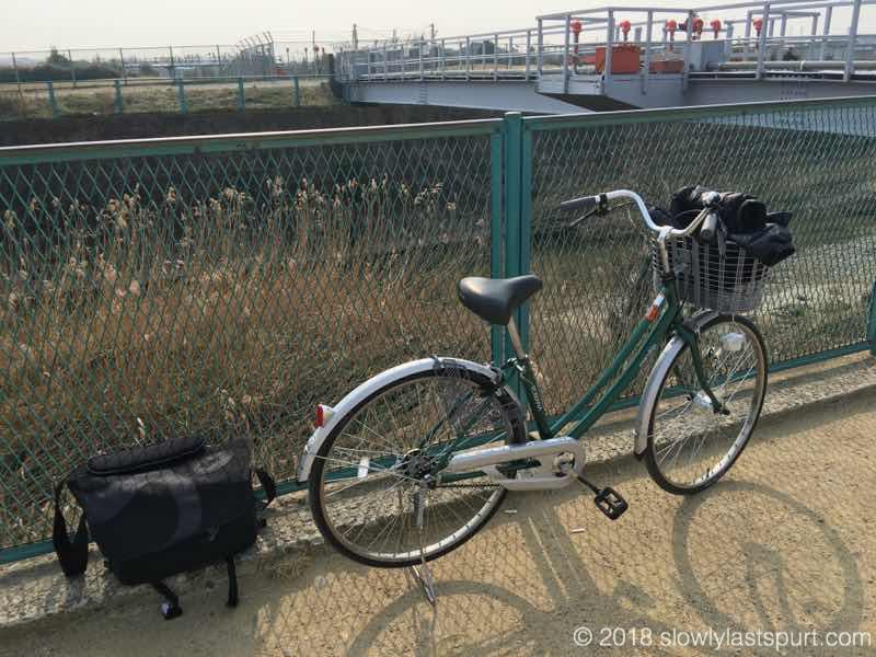 レンタサイクル 千里川