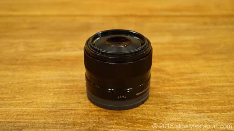 SONY SEL35F18 E 35mm F1.8 OSS
