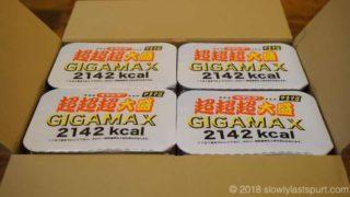 ペヤング ソースやきそば 超超超大盛 GIGAMAX