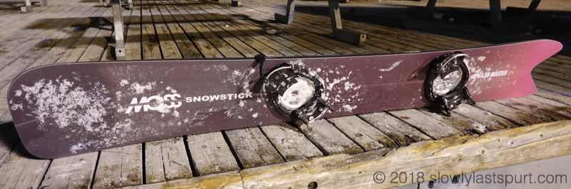 MOSS SNOWSTICK AP67