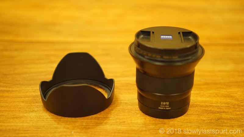 Carl Zeiss Touit 2.8/12