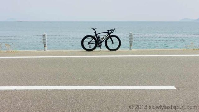 サイクリングの計画