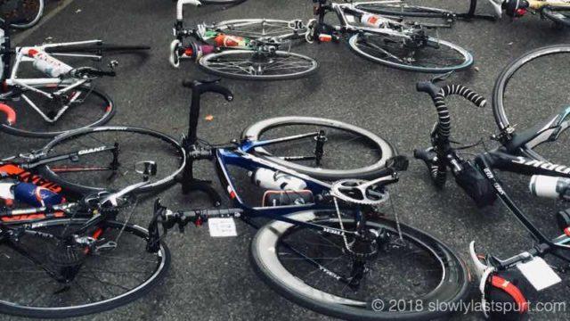 自転車ロードバイクイベント