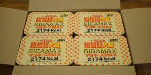 【箱買い】ペヤング マヨネーズやきそば 超超超大盛 GIGAMAXやけくそで商品化したのか?完全下位互換の理由とは