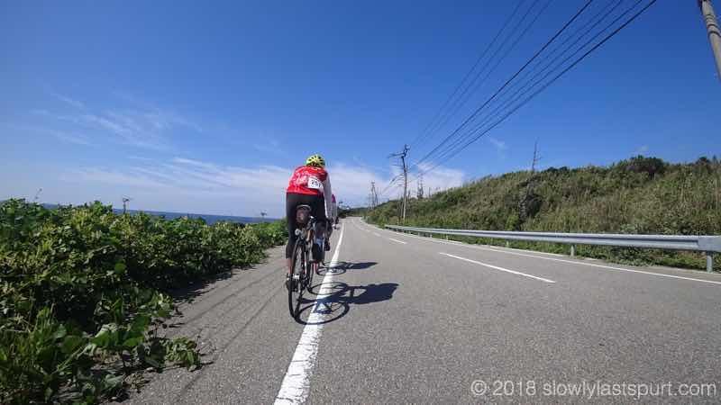 2019ツールドのと1日目金沢~輪島140km