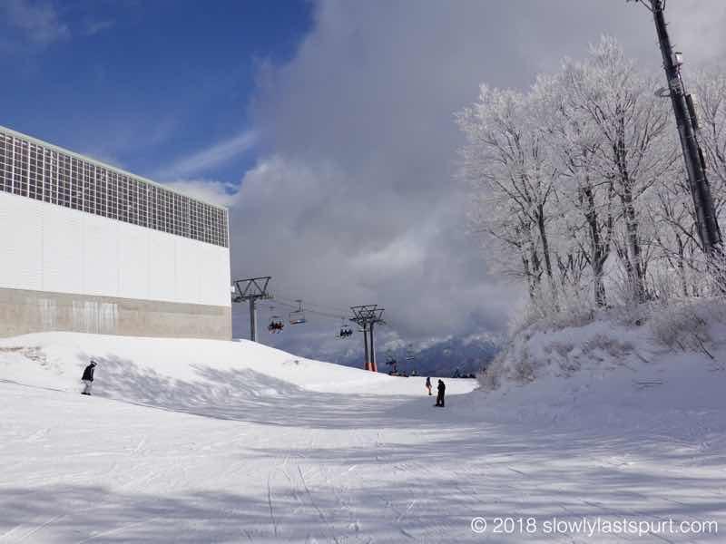 ガーラ湯沢スキー場 中央エリア