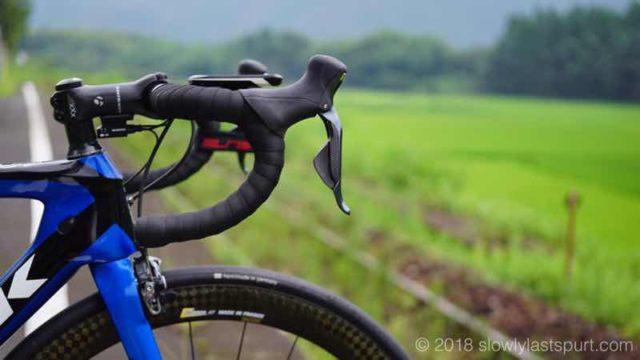 自転車旅行 ロードバイク