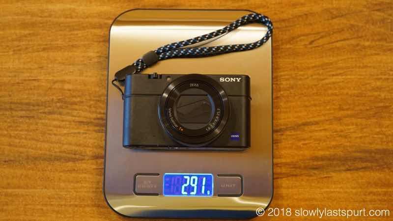 SONY Cyber-shot RX100 III DSC-RX100M3