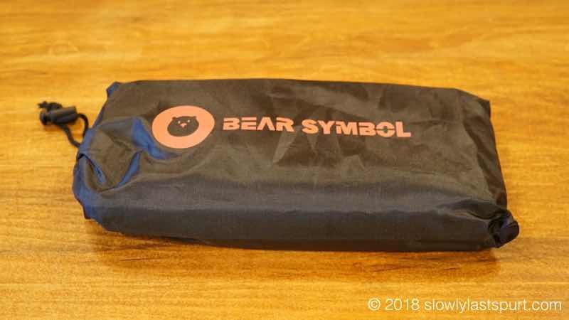 アウトドアチェア キャンプチェア 折り畳み コンパクト 超軽量 収納バッグ付き 2019リニューアルモデル BEEWAYS