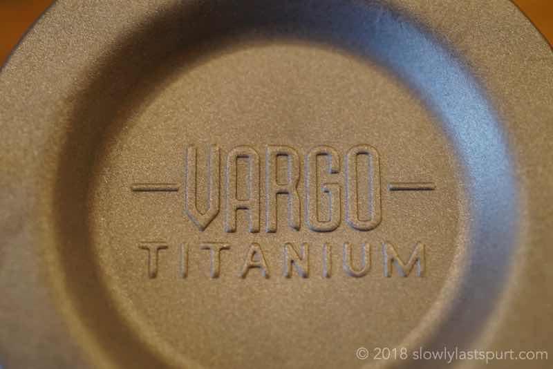 【バーゴ】VARGO トライアドマルチフューエルストーブ T-305